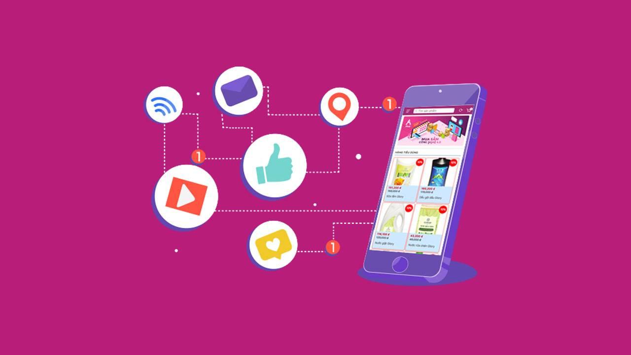 Kiếm tiền trên điện thoại bằng app VN Ngày Nay cực kì đơn giản hot nhất 2019