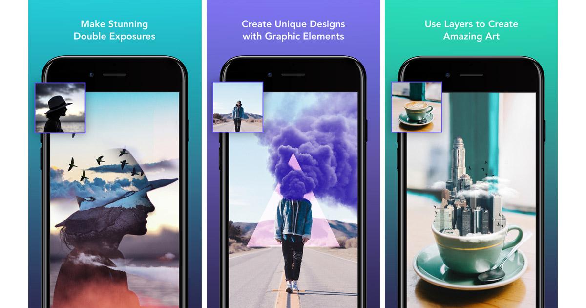 Phần mềm chỉnh sửa ảnh trên iphone Enlight Fotofox
